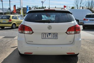 2016 Holden Cruze JH MY16 CD White 6 Speed Automatic Sportswagon