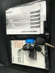 2016 Isuzu D-MAX MY15.5 LS-M Crew Cab Grey 5 Speed Manual Utility