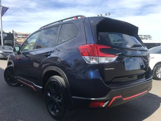 2021 Subaru Forester S5 MY21 2.5i Sport CVT AWD Dark Blue Pearl 7 Speed Constant Variable Wagon