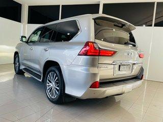 2017 Lexus LX URJ201R LX570 Grey 8 Speed Sports Automatic Wagon.