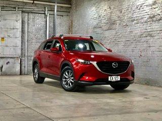 2017 Mazda CX-9 TC Sport SKYACTIV-Drive Red 6 Speed Sports Automatic Wagon.