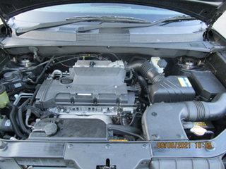 2009 Hyundai Tucson 08 Upgrade City Elite Black 4 Speed Automatic Wagon