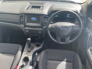2017 Ford Everest UA Ambiente White 6 Speed Sports Automatic SUV