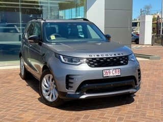 2021 Land Rover Discovery Series 5 L462 MY21 D300 R-Dynamic S Grey 8 Speed Sports Automatic Wagon.