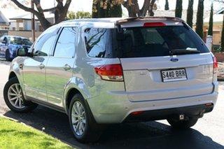 2014 Ford Territory SZ TX Seq Sport Shift AWD Silver 6 Speed Sports Automatic Wagon.