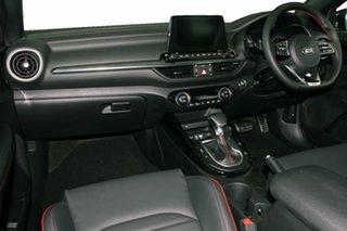 2021 Kia Cerato BD MY21 GT DCT Aurora Black 7 Speed Sports Automatic Dual Clutch Hatchback.