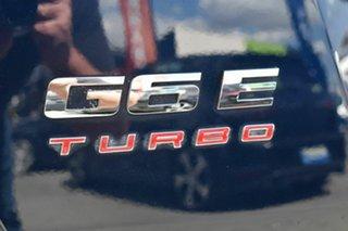 2012 Ford Falcon FG MK2 G6E Turbo Blue 6 Speed Automatic Sedan