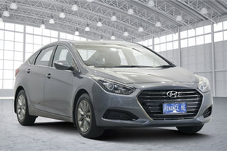 2016 Hyundai i40 VF4 Series II Active D-CT Grey 7 Speed Sports Automatic Dual Clutch Sedan.