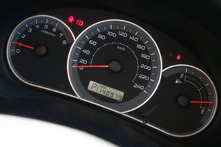 2007 Subaru Impreza S MY07 AWD Gold 4 Speed Automatic Hatchback