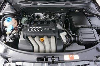 2005 Audi A3 8P Ambition Sportback Tiptronic Beige 6 Speed Sports Automatic Hatchback