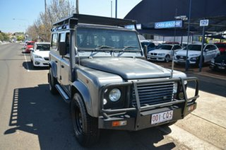 2004 Land Rover Defender 110 TD5 Extreme (4x4) Grey 5 Speed Manual Wagon
