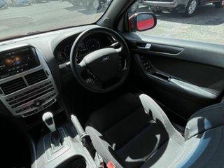 2014 Ford Falcon FG X XR6 Red 6 Speed Auto Seq Sportshift Sedan