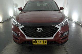 2018 Hyundai Tucson TL3 MY19 Active X 2WD Burgundy 6 Speed Automatic Wagon.