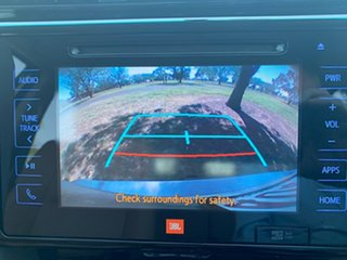 2018 Toyota Fortuner GUN156R Crusade Silver Sky 6 Speed Automatic Wagon