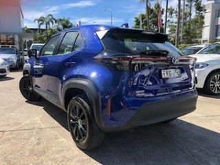 2020 Toyota Yaris Cross MXPJ15R GX AWD Lunar Blue 1 Speed Constant Variable Wagon Hybrid.