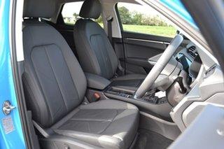 2020 Audi Q3 F3 MY21 35 TFSI Sportback S Tronic S Line Blue 6 Speed Sports Automatic Dual Clutch