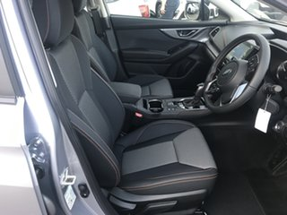 2021 Subaru XV G5X MY21 2.0i-L Lineartronic AWD Ice Silver 7 Speed Constant Variable Wagon