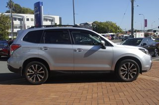 2018 Subaru Forester S4 MY18 2.0D-S CVT AWD Silver 7 Speed Constant Variable Wagon.