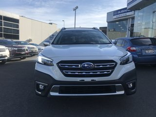 2021 Subaru Outback B7A MY21 AWD Touring CVT Crystal White 8 Speed Constant Variable Wagon.