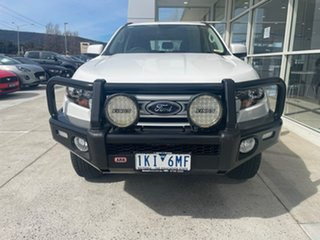 2017 Ford Everest UA Ambiente White 6 Speed Sports Automatic SUV.