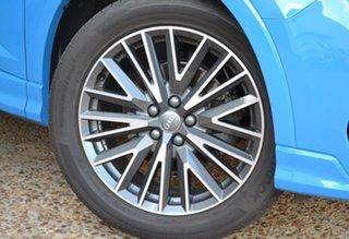 2020 Audi Q3 F3 MY20 35 TFSI Sportback S Tronic Launch Edition Blue 6 Speed