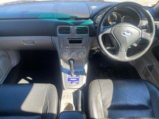 2006 Subaru Forester 79V MY06 XS AWD Luxury Silver 4 Speed Automatic Wagon