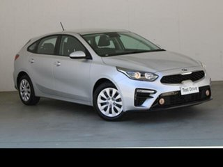 2019 Kia Cerato BD MY19 S Safety Pack Silver 6 Speed Automatic Hatchback