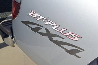 2007 Mazda BT-50 UNY0E3 SDX Silver 5 Speed Automatic Utility