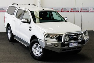 2015 Ford Ranger PX MkII XLT 3.2 (4x4) 6 Speed Automatic Double Cab Pick Up.