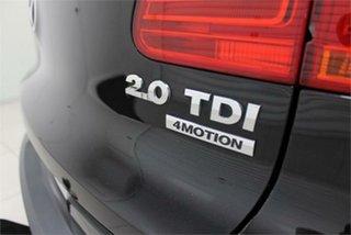 2013 Volkswagen Tiguan 5N 103TDI Pacific 7 Speed Sports Automatic Dual Clutch Wagon