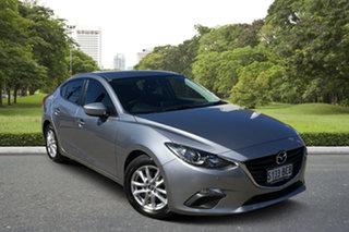2014 Mazda 3 BM5278 Touring SKYACTIV-Drive Silver 6 Speed Sports Automatic Sedan.