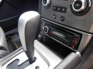 2006 Ford Falcon BF Mk II XLS Ute Super Cab White 4 Speed Sports Automatic Utility