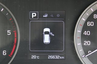 2016 Hyundai Tucson TLE Elite AWD Red 6 Speed Sports Automatic Wagon