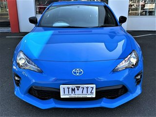 2021 Toyota 86 ZN6 GTS Apollo Blue Apollo Blue 6 Speed Manual Coupe.