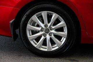 2019 Toyota Camry AXVH71R Ascent Feverish Red 6 Speed Constant Variable Sedan Hybrid