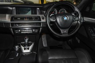 2012 BMW M5 F10 MY12 M-DCT White 7 Speed Sports Automatic Dual Clutch Sedan