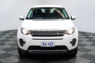 2017 Land Rover Discovery Sport L550 18MY SE White 9 Speed Sports Automatic Wagon