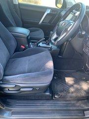 2016 Toyota Landcruiser Prado GDJ150R GXL Graphite 6 Speed Sports Automatic Wagon