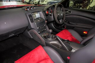 2021 Nissan 370Z Z34 MY20 Nismo Eau Rouge Red 6 Speed Manual Coupe