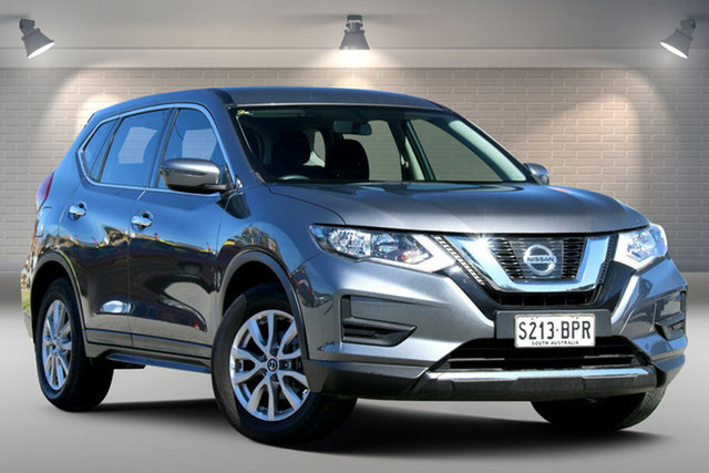 Used Nissan X-Trail T32 ST X-tronic 2WD Gepps Cross, 2017 Nissan X-Trail T32 ST X-tronic 2WD Grey 7 Speed Constant Variable Wagon