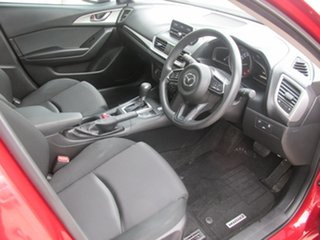 2017 Mazda 3 BN5278 Neo SKYACTIV-Drive Red 6 Speed Sports Automatic Sedan