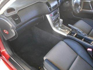 2003 Subaru Liberty B4 MY04 AWD Maroon 4 Speed Sports Automatic Sedan