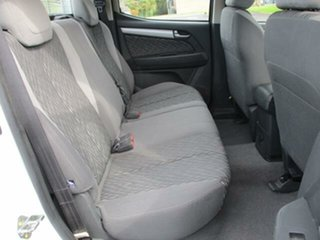 2012 Holden Colorado RG Turbo LX (4x4) White Manual Cab Chassis