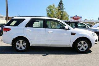 2011 Ford Territory SZ TX Seq Sport Shift White 6 Speed Sports Automatic Wagon