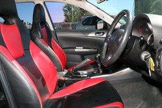 2007 Subaru Impreza S MY07 WRX AWD Black 5 Speed Manual Hatchback