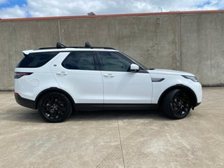 2019 Land Rover Discovery Series 5 L462 MY20 SE White 8 Speed Sports Automatic Wagon.