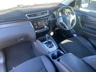 2014 Nissan Qashqai J11 ST Purple/Black 1 Speed Constant Variable Wagon