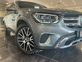 2019 Mercedes-Benz GLC-Class X253 800MY GLC200 9G-Tronic Grey 9 Speed Sports Automatic Wagon.