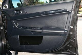 2013 Mitsubishi Lancer CJ MY13 Evolution TC-SST Black 6 Speed Sports Automatic Dual Clutch Sedan