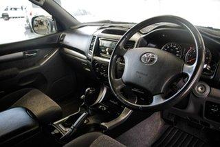 2003 Toyota Landcruiser Prado KZJ120R GXL (4x4) Charcoal Grey 4 Speed Automatic Wagon